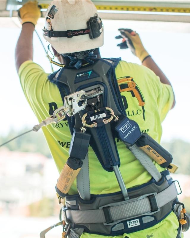 3M DBI-SALA ExoFit STRATA Full-Body Harness